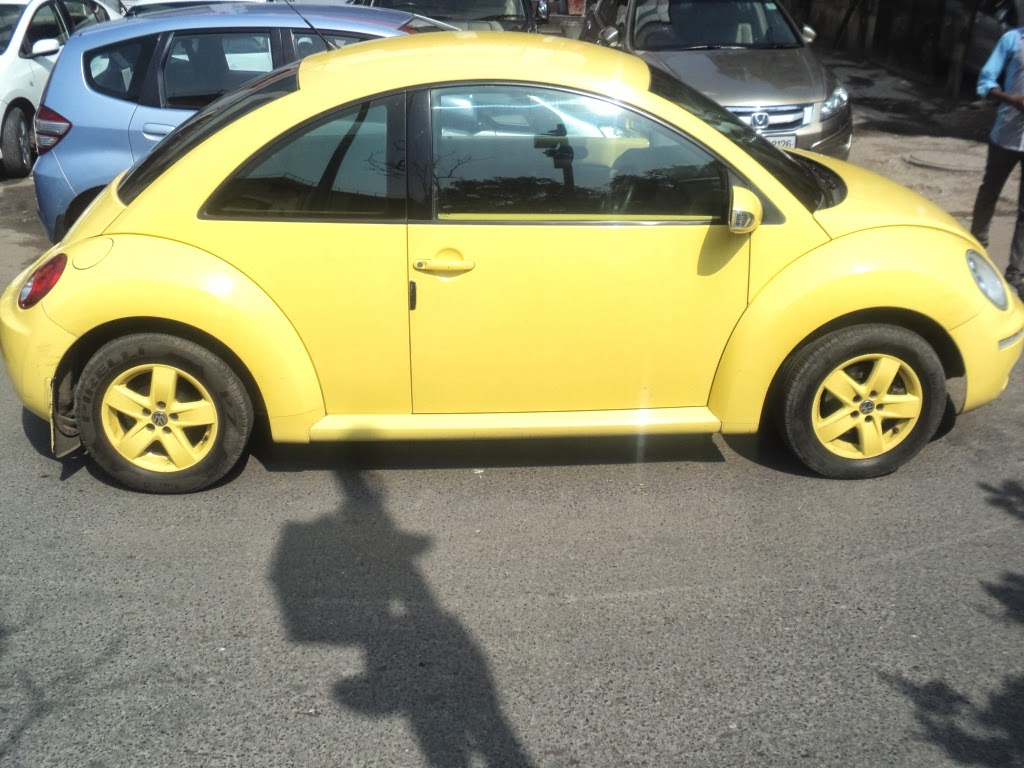 Carnation Auto Blog: Used Volkswagen Beetle 2.0 Available At Very Affordable Price!