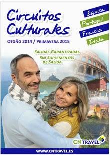 Circuitos Culturales Otoño 2014 y Primavera 2015