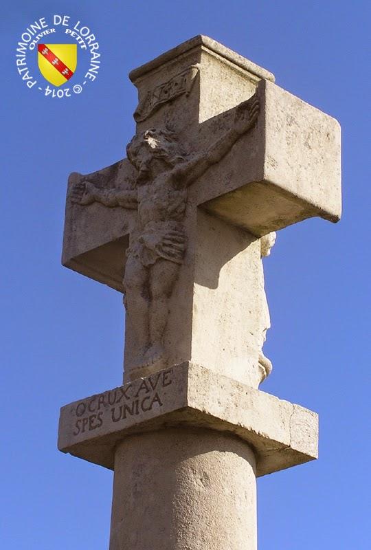GYE (54) - Croix de mission