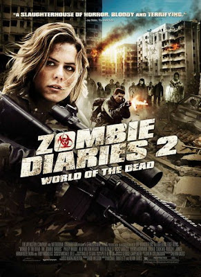 Watch Zombie Diaries 2 2011 BRRip Hollywood Movie Online | Zombie Diaries 2 2011 Hollywood Movie Poster