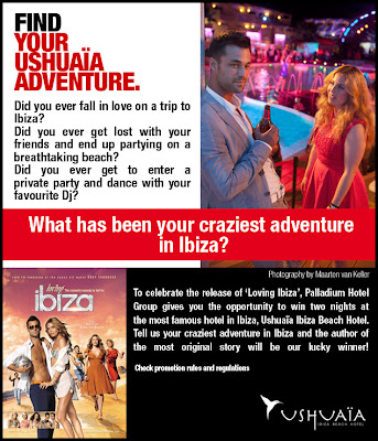'Find Your Ushuaïa Adventure': el nuevo concurso de Ushuaïa