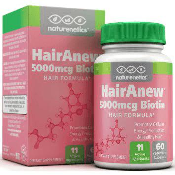 Biotin Hair Growth Vitamins Hair Anew