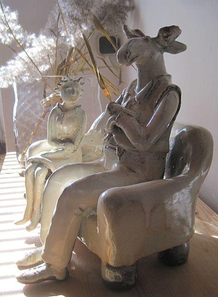 t pfern f r den garten wiedersehen mit dem elch. Black Bedroom Furniture Sets. Home Design Ideas
