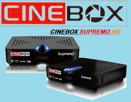 cinebox - PRIMEIRA ATUALIZAÇÃO CINEBOX SUPREMO HD 2TUNER_1GB -08.08.2014 CINEBOX+SUPREMO+HD+by+clube+azbox