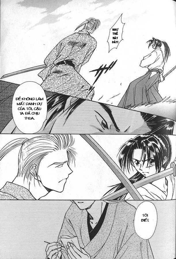 Soshite Haru No Tsuki chap 3 - Trang 22