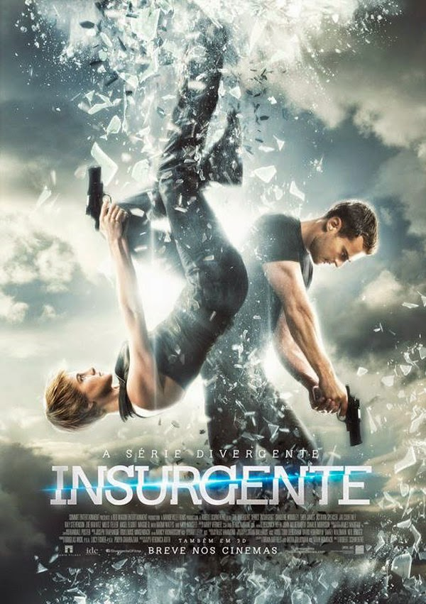 A Série Divergente – Insurgente – Dublado