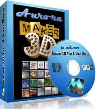 Aurora 3D Text and Logo Maker v12.10142335 Multilingual