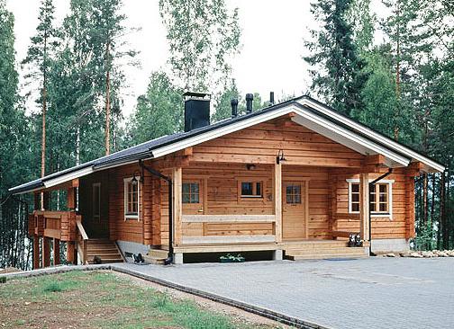 Casas de madera peque as imagui for Casas de madera pequenas