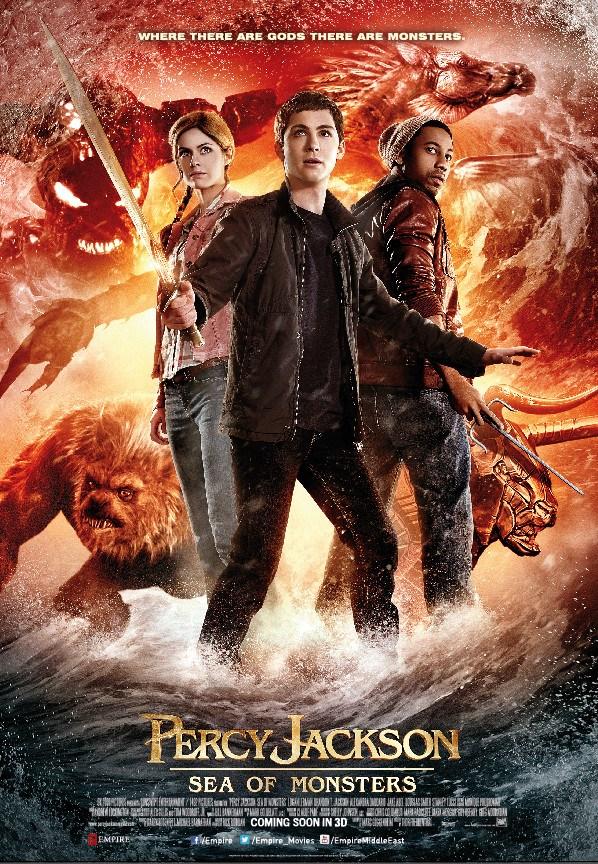 ดูหนังออนไลน์ เรื่อง : Percy Jackson 2 เพอร์ซี่ย์ แจ็คสัน กับอาถรรพ์ทะเลปีศาจ 2