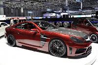 Carlsson C25 Super GT Concept Performance