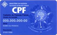 Agora você pode retirar a 2ª Via do CPF
