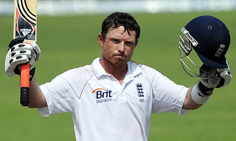 Ian Bell is top Run scorer in test cricket in 2013