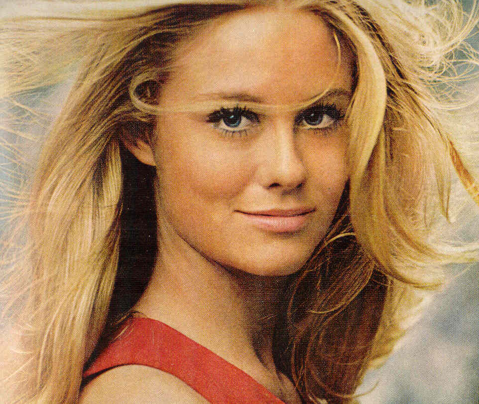 gold country girls: Models From The 70's