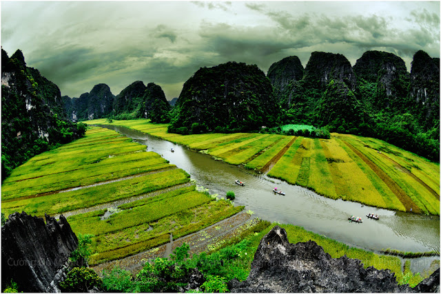 Vietnam beautiful scenery