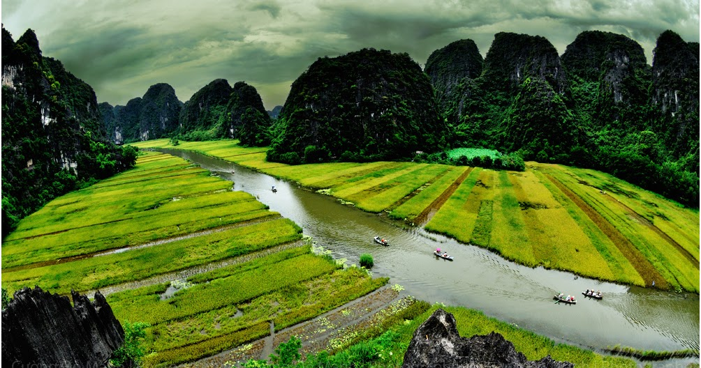 Vietnam Beautiful Scenery Most Beautiful Places In The World Download Free Wallpapers