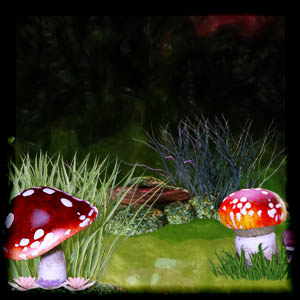 "Free scrapbook ""Fantasy Little Places"" from mgtcsdigitalartstuff"