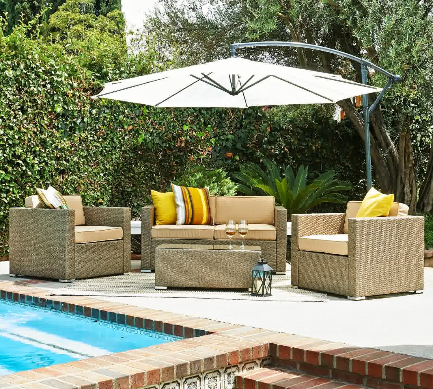 discount until 59 for patio wicker sofa set free