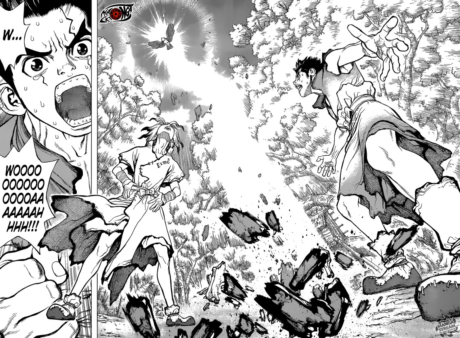 Dr. Stone Chapter 02-22