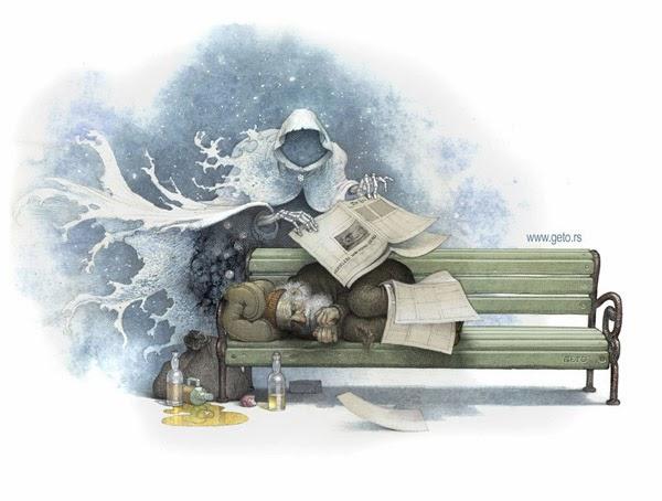 Cute Illustrations by Boban Savic