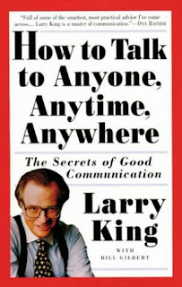 Tips Public Speaking dari Larry King