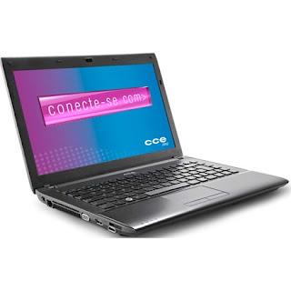 Notebook CCE GP-745B Drivers - Windows 7/Vista/XP