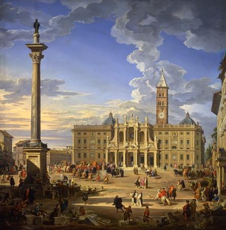 Visite Guidate serali Roma: Sotterranei di S Maria Maggiore 14/09/2013