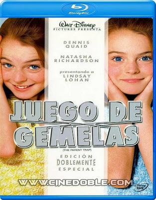 Juego de Gemelas (1998) 720p Latino