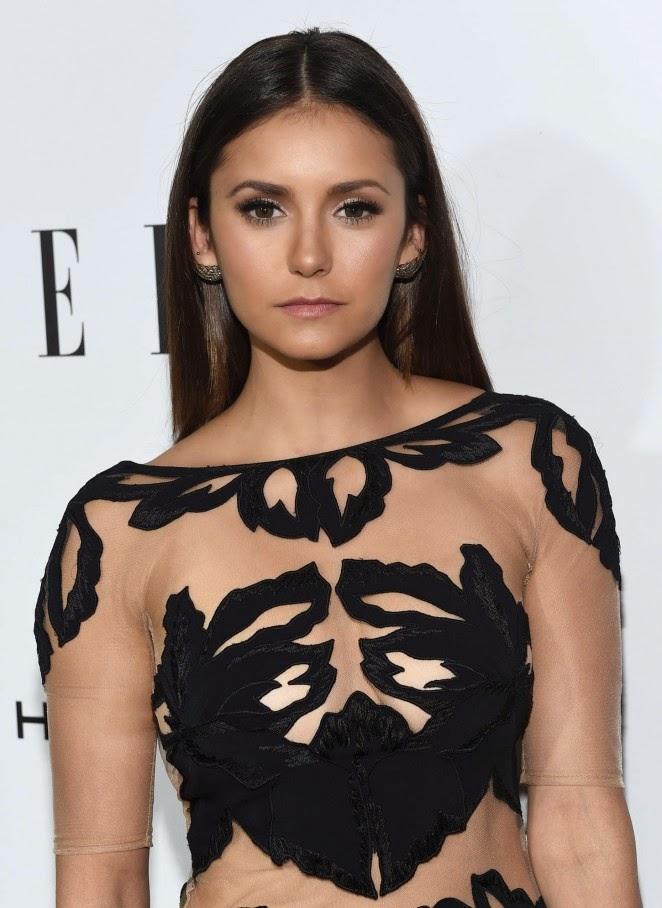 Nina Dobrev: ELLEs 2015 Women in Television