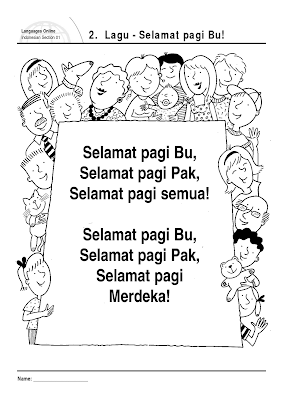 Gambar Kartun Keren