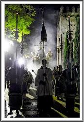 De esta fotografía saldrá el Cartel de la Semana Santa de Jerez 2014.