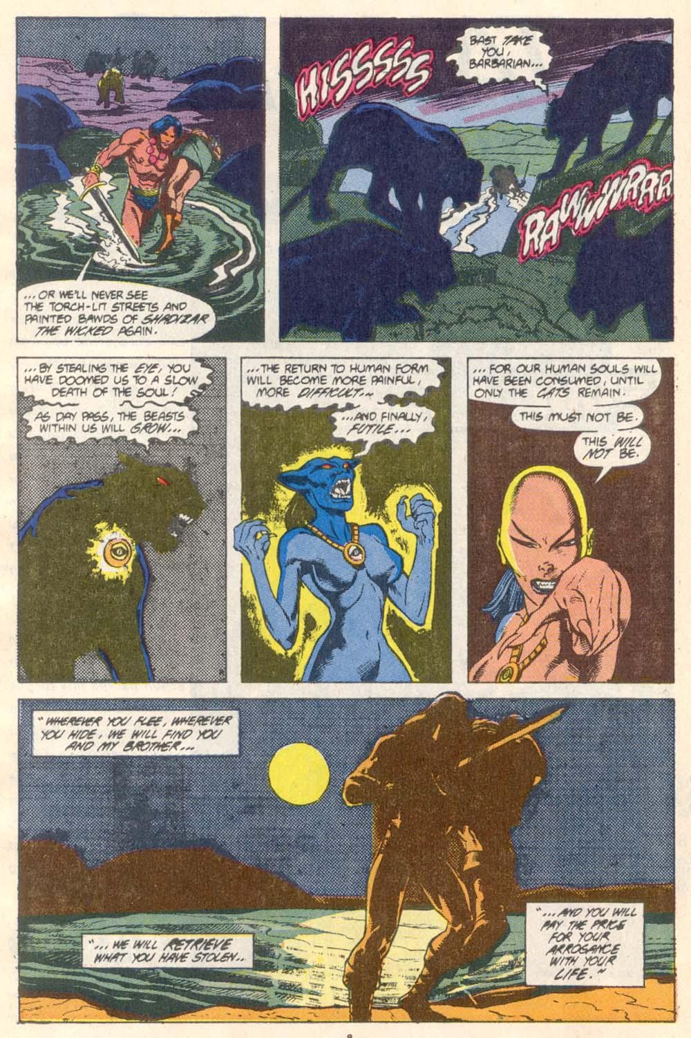 Conan the Barbarian (1970) Issue #227 #239 - English 7