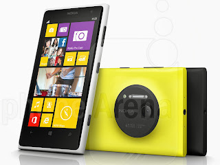 Nokia Lumia 1020 mobile specifications
