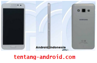 Cara Mengambil Screenshots Samsung Galaxy A3