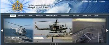 TNI AL Site