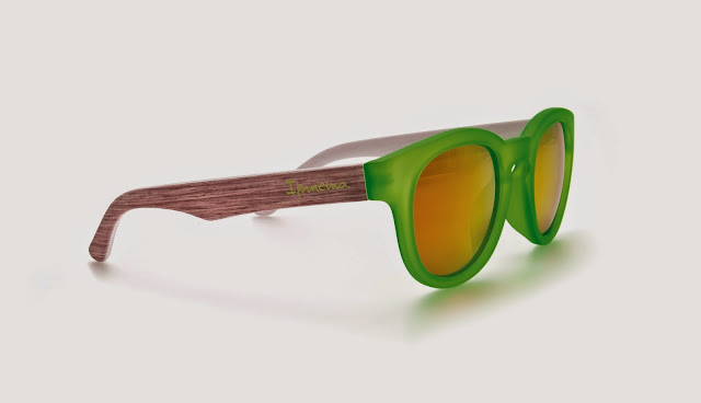 Green Ipanema Sunglasses