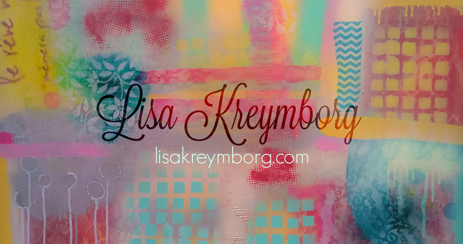 Lisa Kreymborg Modern Abstract Art
