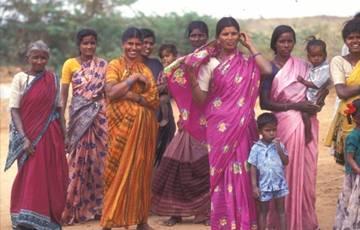 Violencia adolescente en la India