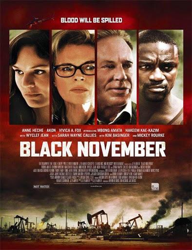 Ver Black November (2012) Online