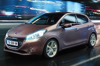Promozione giugno 2015 prezzo Peugeot 208 1.6 benzina