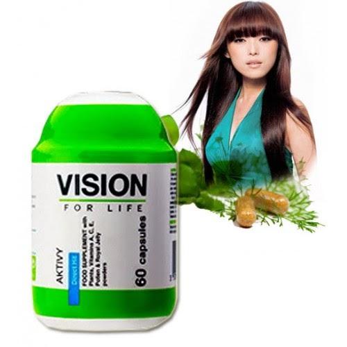 Thực phẩm chức năng Aktivy Vision phục hồi cơ thể khỏe mạnh