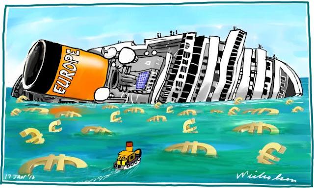 Έρχεται οικονομικός σεισμός, που θα γκρεμίσει το πολιτικό σκηνικό....