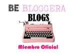 Be bloggera