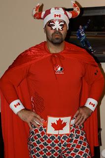 'Murika Captain+Canada