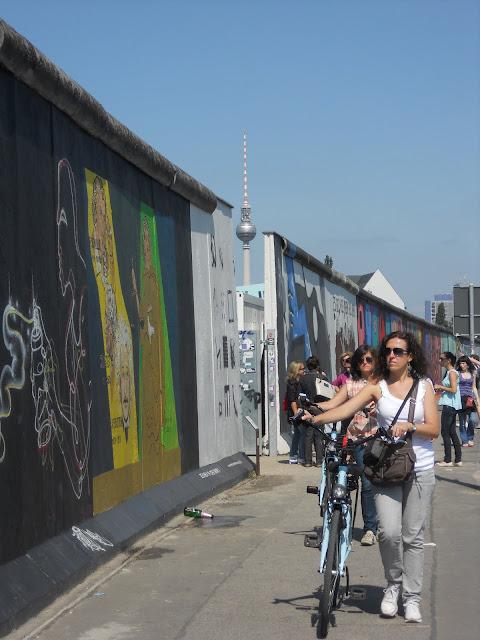 East Side Gallery & TV Tower Berlin