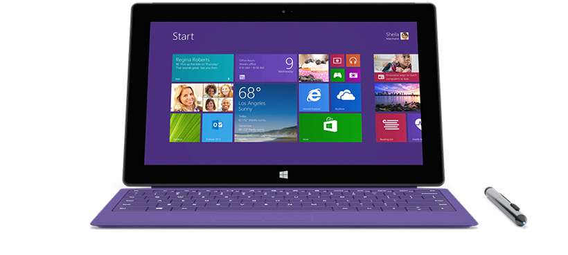 Microsoft Surface Pro 2 Complete