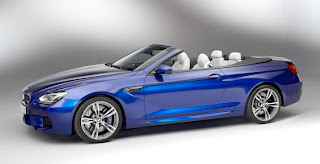 2013 BMW M6 Convertible to unveil in New York