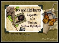 What's It Wednesday with Ivy & Elephants