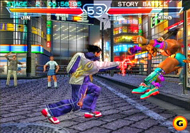 Tekken 4 Game Free Download
