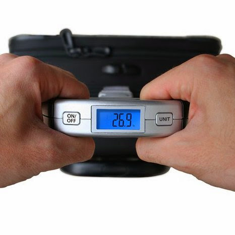 Precision Voyager Digital Luggage Scale