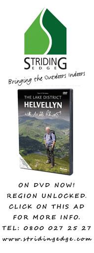 Helvellyn DVD